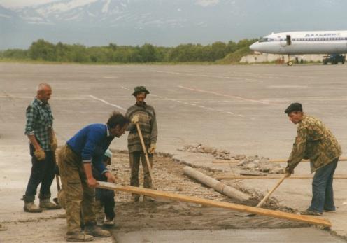 Russland im Umbruch: Auch auf der fernöstlichen Halbinsel Kamtschatka wird am Sonntag gewählt. (Foto: Krökel)