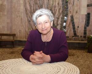 Krystyna Budnicka (Foto: Krökel).