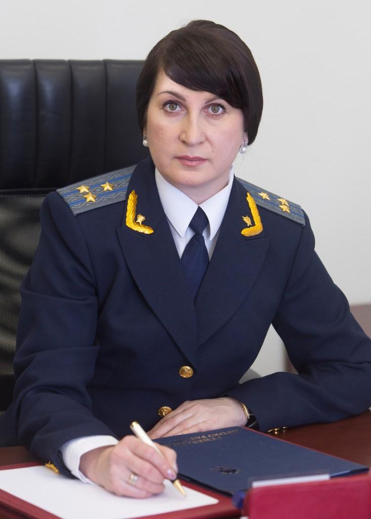 Lilia Frolowa (Foto: Staatsanwaltschaft Kiew)