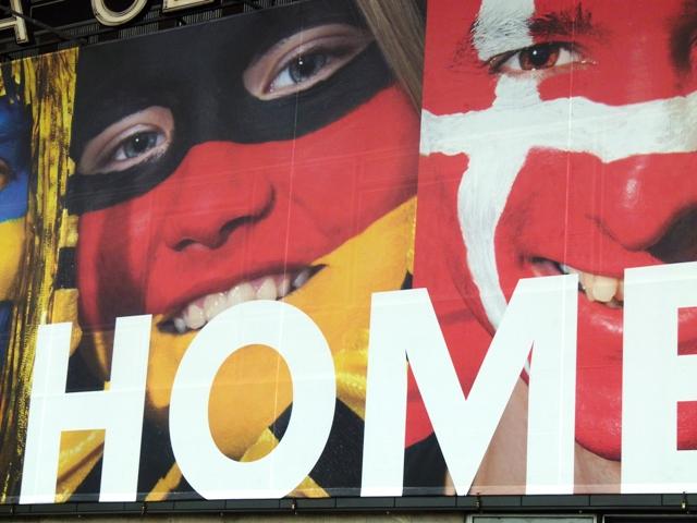 Fühlen sich Deutsche, Dänen und andere Europäer in der EU zu Hause? Eher nicht... (Foto: Krökel)