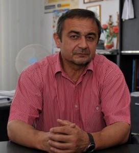 Bürgermeister Adam Zarzyski (Foto: Csevi)