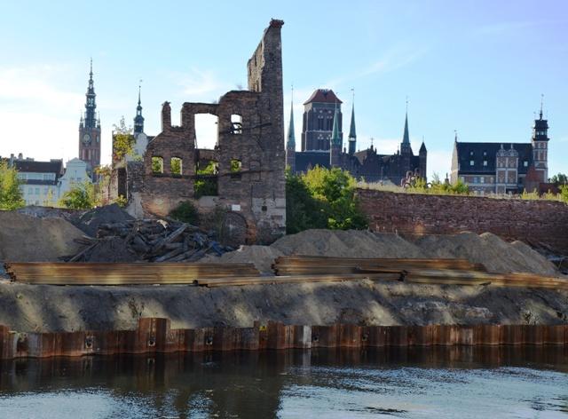 Auferstanden aus Ruinen: Danzig, meine Lieblingsstadt. (Foto: Krökel)