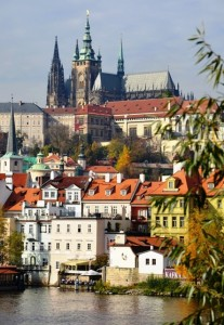 Auf der Prager Burg regiert seit sieben Monaten der Linkspopulist Miloš Zeman.