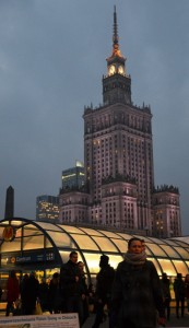 Warschau im Herbst. (Foto: Krökel)