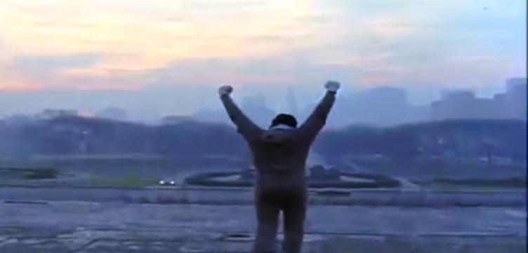 Das Herz eines Boxers: Rocky Balboa.