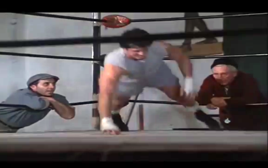 Sylvester Stalloner als Rocky Balboa (Screenshot YouTube).