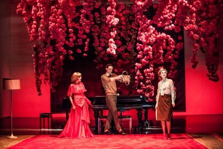 Der Tod und das Mädchen: Aufführung am Polnischen Theater in Breslau. (Foto: Polski Teatr)