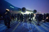 Nato-Soldaten auf dem Weg in den Einsatz. (Foto: Ciho)